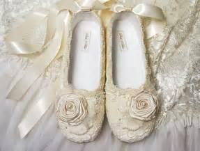 wedding flat shoes flat lace wedding shoes for vintage wedding theme ipunya