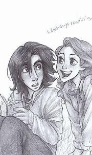 Lily and Severus by AlexandriaMonik.deviantart.com on ...