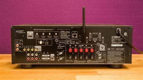 Yamaha Rx V483 Review Cnet
