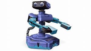 Nintendo Patenta Un Extra U00f1o Robot Que Camina Solo