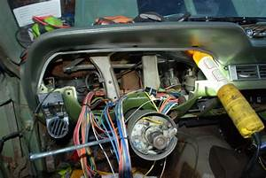 Rewiring A Classic Mustang
