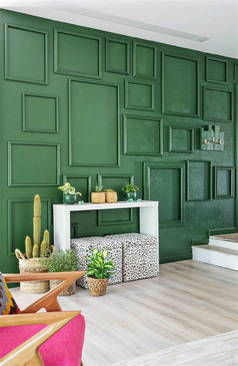 easy living room accent wall  beautiful mess