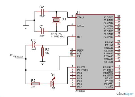 Led Interfacing With Microcontroller Tutorial