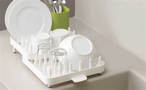 dish drainers  racks real homes