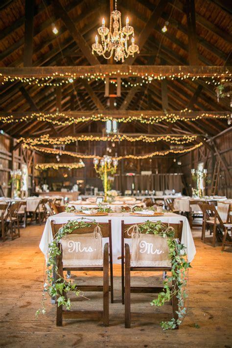 top barn wedding venues  jersey rustic weddings