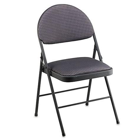 buy cosco oversized upholstered metal folding chair