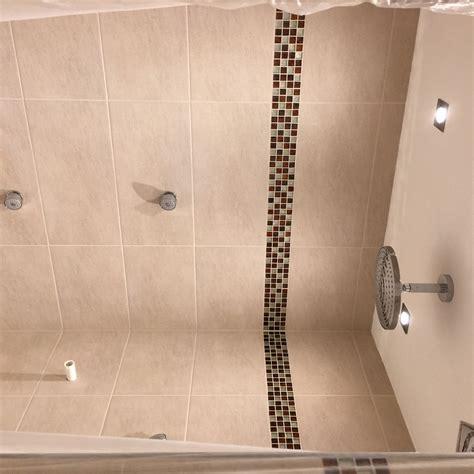 Badezimmer Mosaik Streifen by Fliesen Mosaik Streifen