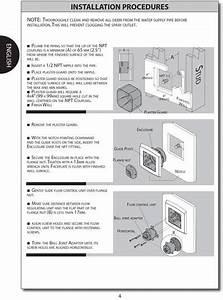 Toto Usa  Technical Manual