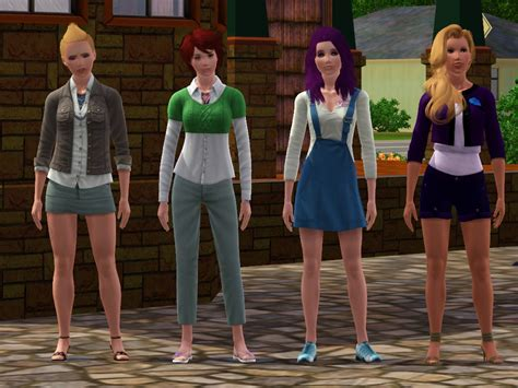 sims 3 generations hairstyles fade haircut