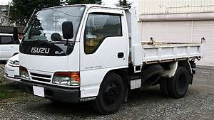 Isuzu N-series    Elf Truck Workshop Manual 1994