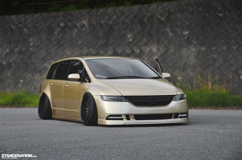 Stance Images Honda Odyssey Hd Wallpaper And Background