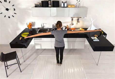 pratique cuisine des rangements malins pour une cuisine pratique