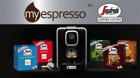 segafredo my espresso my espresso by segafredo zanetti australia youtube