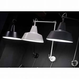 Applique Metal Noir : applique design industriel its about romi ~ Teatrodelosmanantiales.com Idées de Décoration