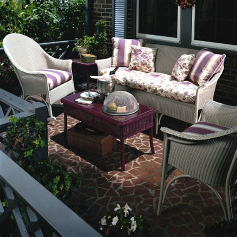 lloyd flanders patio furniture covers lloyd flanders replacement cushions heirloom collection