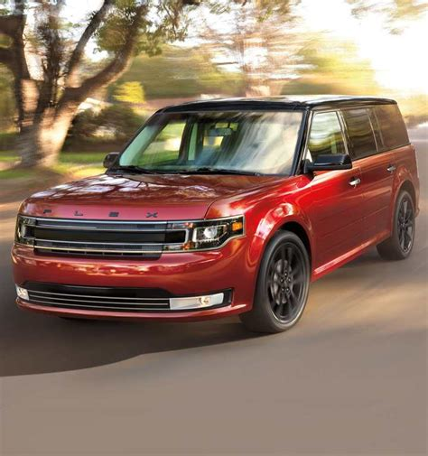 ford flex full size suv   colors