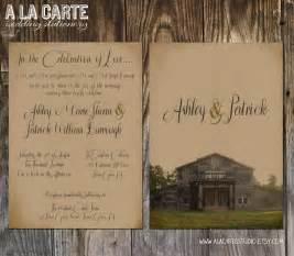 rustic wedding invitations rustic wedding invitation templates ipunya