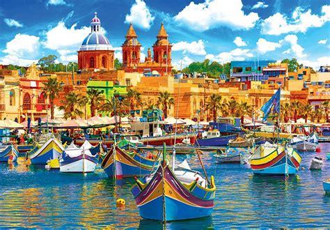 traditional boats   mediterranean fishing village