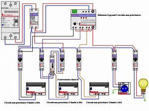 Tableau Electrique Schema : logiciel gratuit schema electrique maison pour ~ Melissatoandfro.com Idées de Décoration