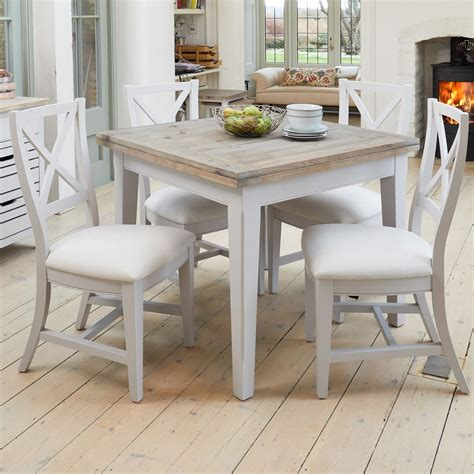 signature grey extending dining table   chairs