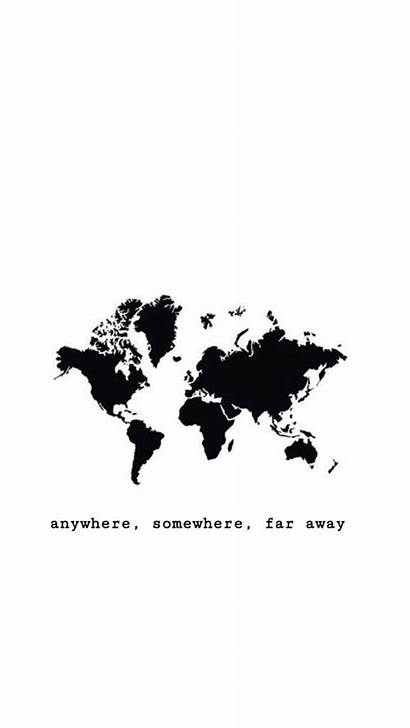 Away Want Far Travel Somewhere Quotes Anywhere