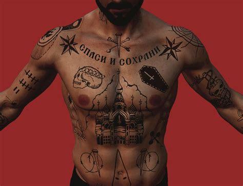 25+ Best Ideas About Russian Mafia Tattoos On Pinterest