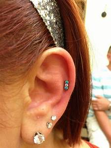 18 Best Helix Piercing Images And Pictures