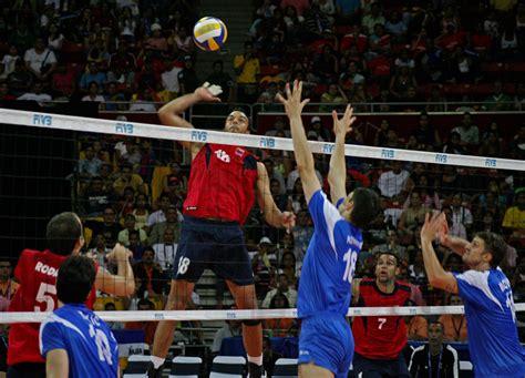 deportes del mundo voleibol
