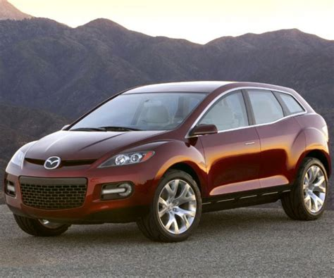 Will The Mazda Cx-7 2017 To Be Finally Released?