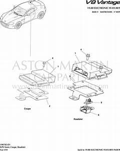 Tuner Gps Aston Martin V8 Vantage  Coup U00e9 Et Roadster  - Documentations Techniques