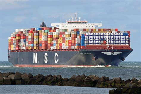 Msc And Cma Cgm To Upgrade 21 Existing Containerships Into