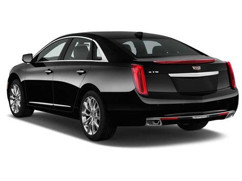 Image 2017 Cadillac Xts 4door Sedan Luxury Fwd Angular