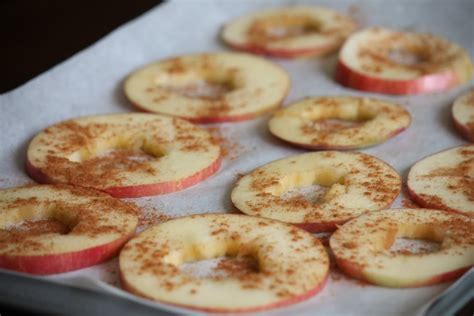 how to bake an apple baked apple wedges recipe dishmaps