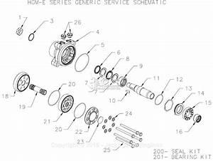 Hydro Gear Hgm