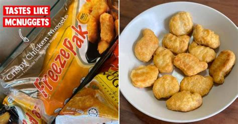 FreezePak Chicken Nuggets are selling out in supermarkets after netizen say it tastes 98% ...