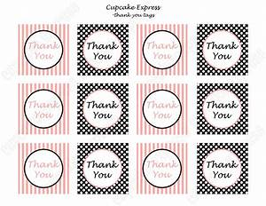first 10 customers to follow my blog will get free With free printable thank you tags template
