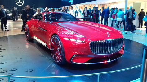maybach mercedes mercedes maybach 6 wikipedia