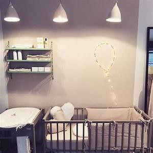 Lit bébé 60x120 cm Rémi Laqué Blanc Combelle Design Bébé