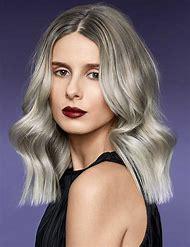 Platinum-Blonde Highlights Hair
