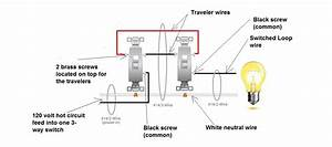 Three Way Switch Question I Have A Light That Could Be Operated From Two Switches  Now If One