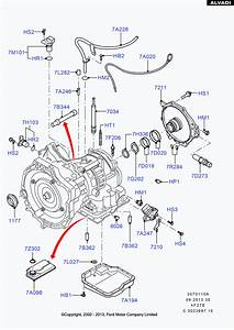 Ford Transmission External Components