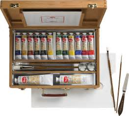 best professional airbrush makeup save on discount utrecht artists 39 deluxe wood box kit