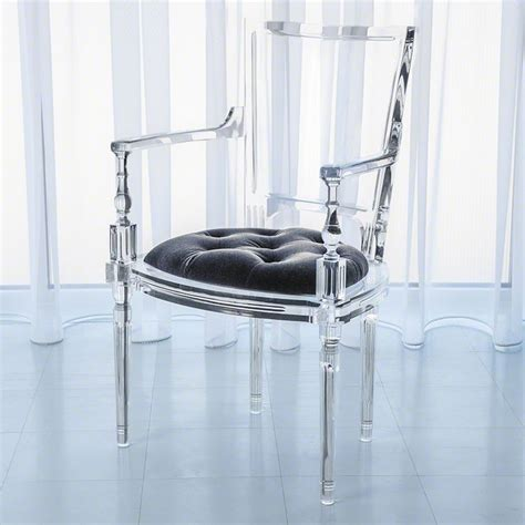 17 best ideas about acrylic chair on ghost