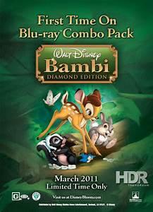 Bambi Diamond Edition March 1 2019 Page 3 Blu Ray