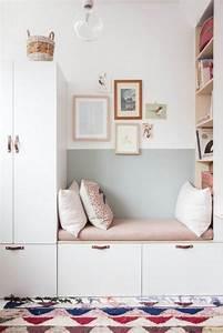 Rangement Chambre Enfant Ikea : customiser un meuble ikea 20 id es pour la chambre d enfant ~ Teatrodelosmanantiales.com Idées de Décoration
