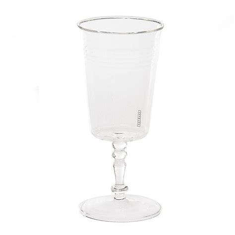 Bicchieri A Calice by Seletti Il Bicchiere A Calice In Vetro Calici Acqua
