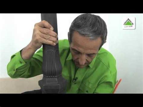Bache De Jardin Leroy Merlin by Colocar Una Farola En El Jard 237 N Leroy Merlin Youtube