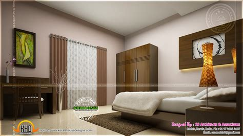 Home Bedroom Design Software by Awesome Master Bedroom Interior Kerala Home Design And