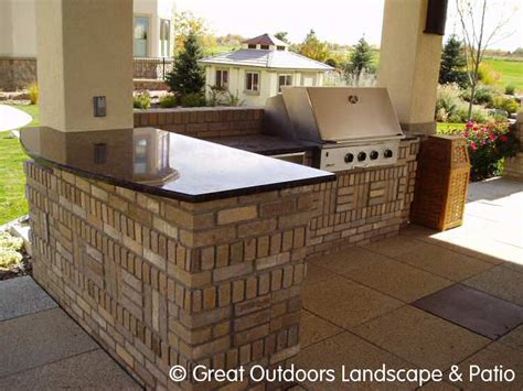 lehrer fireplace patio denver images