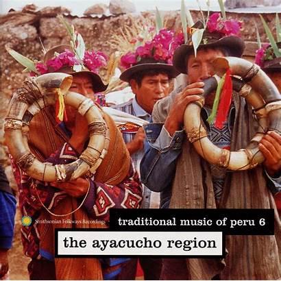 Traditional Peru Album Cd Ayacucho Vol Region